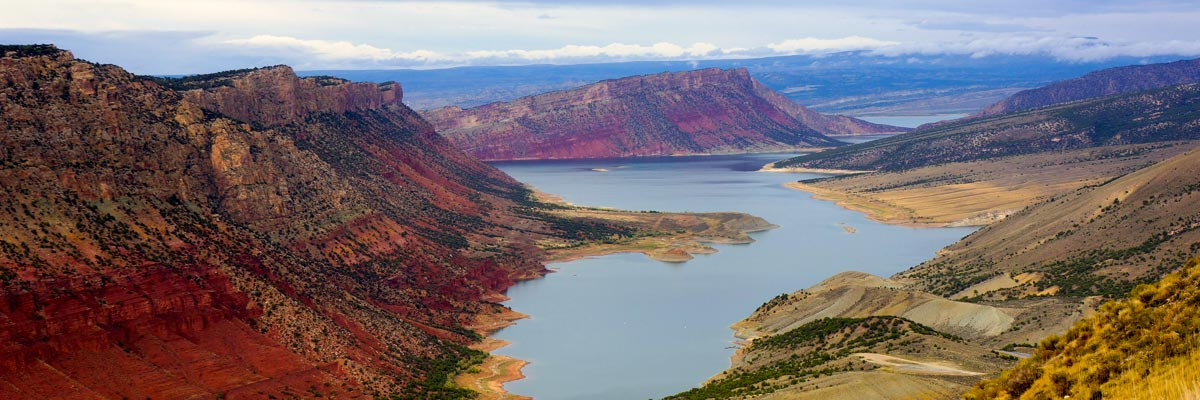 Flaming Gorge, WY - Credit: Chad Teer