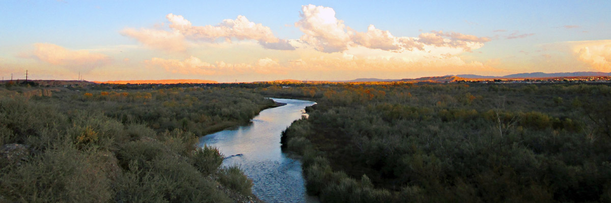 San Juan River, NM - Credit: Tye Redhouse